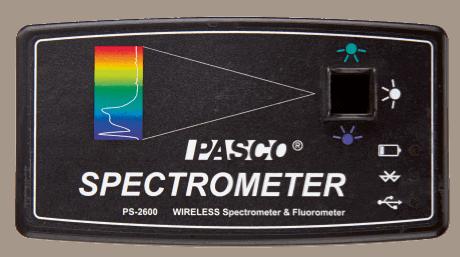 Wireless Spectrometer