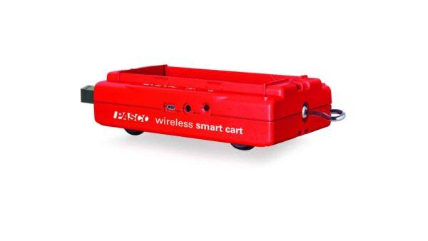 Беспроводная интеллектуальная тележка (красная)