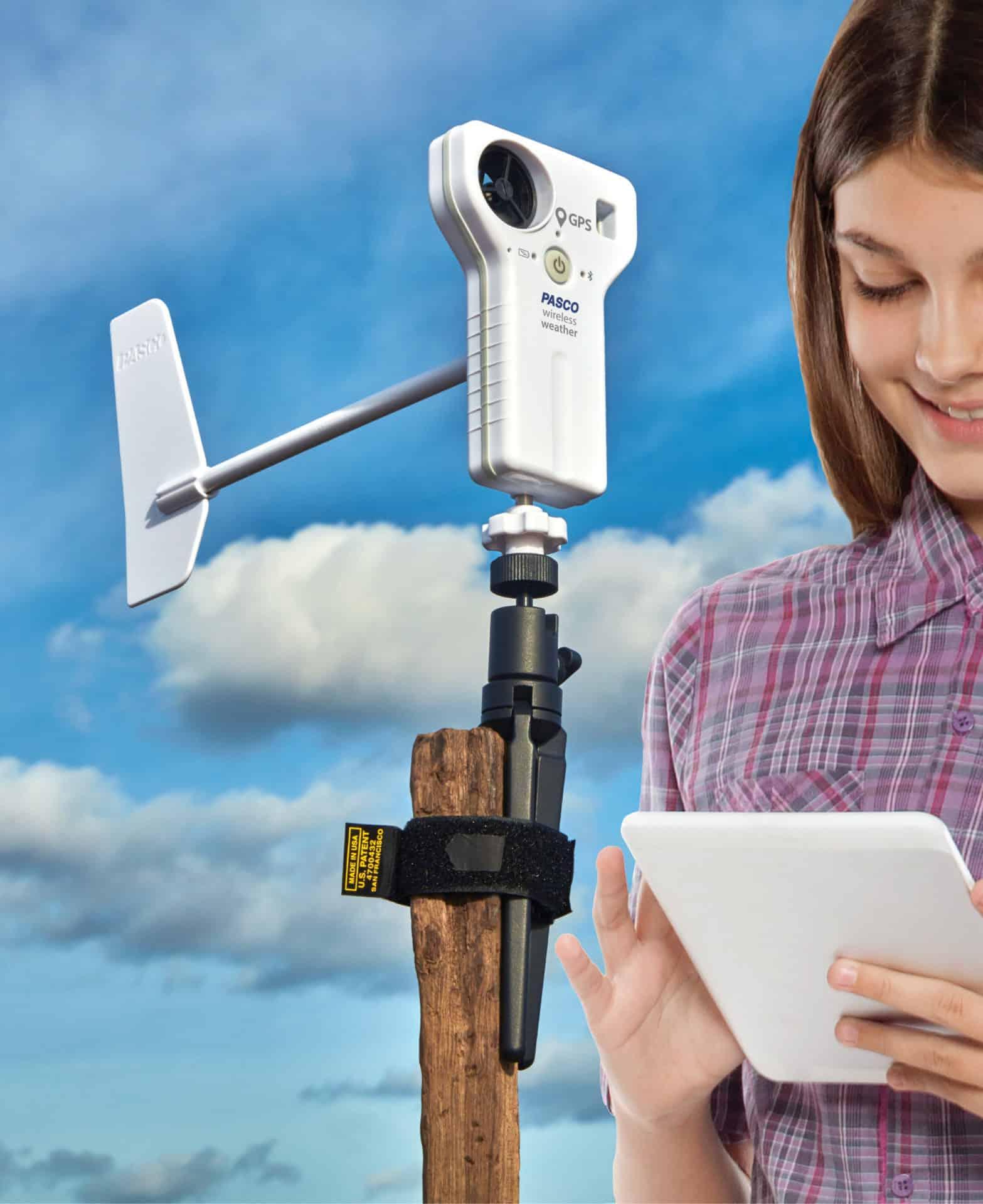 Wireless Weather Sensor with GPS