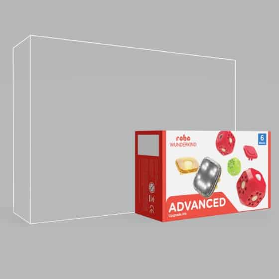 Robo Wunderkind Advanced Upgrade